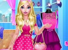 Elise Pink Dress