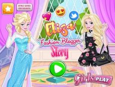 Eliza Blogger Story