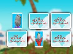 Ella the Elephant Match 2