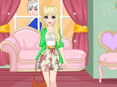 Elsa After Break Up Style