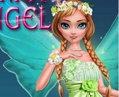 Elsa And Anna Angels
