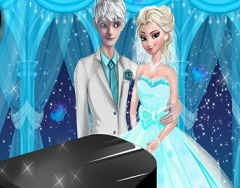 Elsa and Jack First Dance