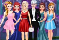 Elsa and Jack Love Family Ball