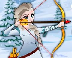 Elsa Archery Class