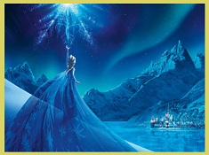 Elsa Arendelle Puzzle