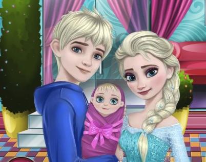 Elsa Babyroom Decoration