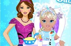Elsa Babysitter
