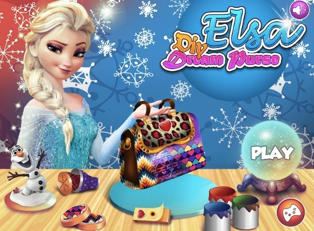 Elsa Bags Designer