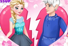 Elsa Breaking up with Jake