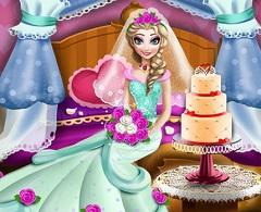 Elsa Bride Honeymoon Room