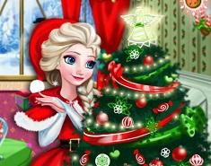 Elsa Christmas Tree