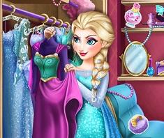 Elsa Closet