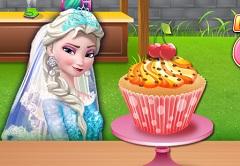 Elsa Cupcake Maker