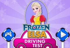 Elsa Driving Licence