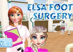 Elsa Foot Surgery