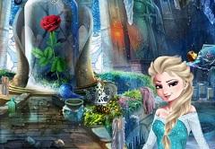 Elsa Frozen Detective