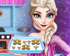 Elsa Gingerbread