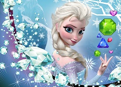 Elsa Jewel Match