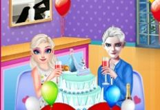 Elsa Love Birthday Party