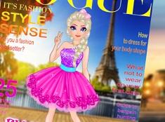Elsa Magazine Cover Star
