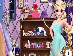 Elsa Magical Closet - Jogos Online