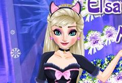 Elsa Masquerade