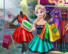 Elsa Real Shopping