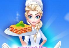 Elsa Restaurant Spinach Lasagna