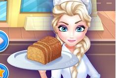 Elsa Restaurant Vegetarian Meatloaf