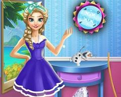 Elsa Room Cleaning