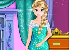 Elsa Royal Castle Makeover