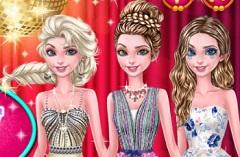 Elsa Runway Divas