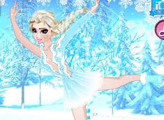 Elsa Skating