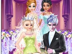 Elsa Sweet Wedding