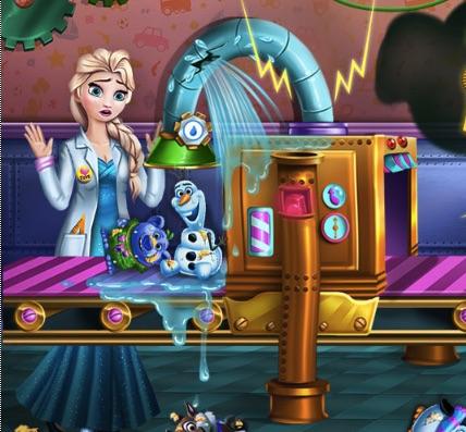 Elsa Toy Factory