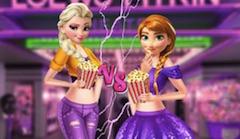 Elsa vs Anna