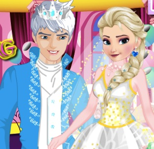 Elsa Wedding Makeup