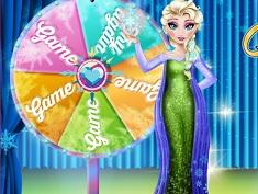 Elsa Wheel of Fortune