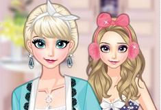 Elsas Sleepwear Makeover