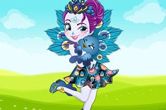 Enchantimals Patter Peacock