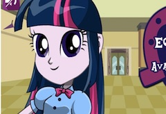 Equestria Girls Avatar Maker