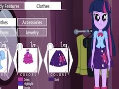 Equestria Girls Magic Wardrobe