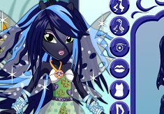 Equestria Girls Queen Chrysalis