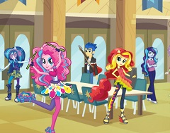 Equestria Girls VIF