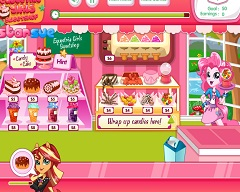 Equestria Sweet Shop