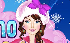 Eskimo Princess Dress Up