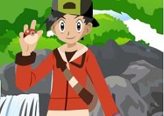 Ethan Pokemon Dress Up