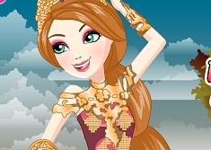 Ever After High Dragon Games Holly Ohair