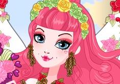 Ever After High Heartstruck Cupid Dress Up