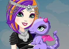Ever After High Poppy OHair